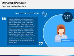 Employee Spotlight PPT Slide 15