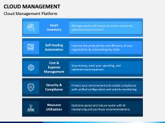 Cloud Management PPT Slide 2