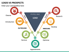 Leads Vs Prospects PPT Slide 13