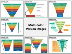 Marketing funnel PPT slide MC Combined