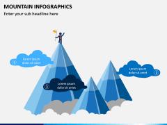 Mountain Infographics PPT Slide 8
