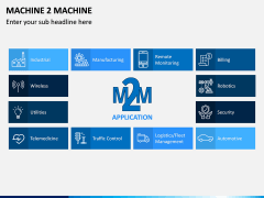 Machine to Machine (M2M) PPT Slide 8