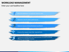 Workload Management PPT Slide 5