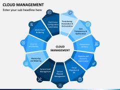 Cloud Management PPT Slide 1