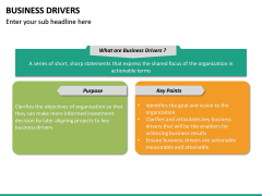 Business Drivers PPT Slide 17