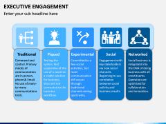 Executive Engagement PPT Slide 7
