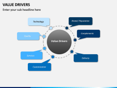 Value Drivers PPT Slide 6