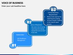 Voice of Business PPT Slide 6