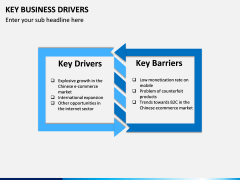 Key Business Drivers PPT Slide 2