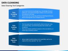 Data Cleansing PPT Slide 9