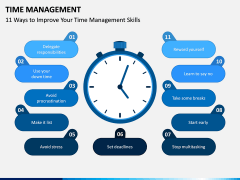 Time Management PPT Slide 6