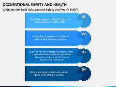 Occupational Safety and Health PPT Slide 3