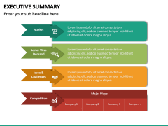 Executive Summary PPT Slide 31
