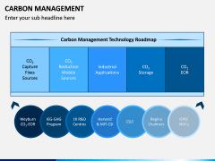 Carbon Management PPT Slide 9