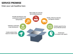 Service Promise PPT slide 18