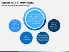 Remote Patient Monitoring PPT Slide 1