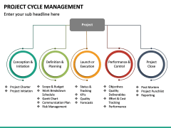 Project Cycle Management PPT Slide 26