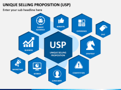 Unique Selling Proposition (USP) PPT slide 1
