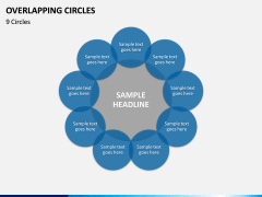 Overlapping Circles PPT Slide 16