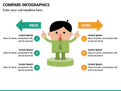 Compare Infographics PPT slide 33