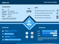 Buyer persona PPT slide 3
