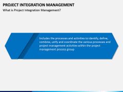 Project Integration Management PPT Slide 1