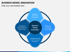 Business Model Innovation PPT Slide 1