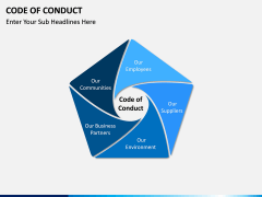Code of Conduct PPT slide 1