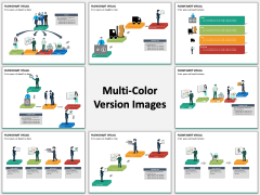 Flowchart visual PPT slide MC Combined