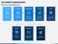 Document Management PPT Slide 9