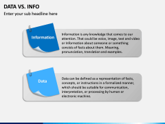 Data Vs Info PPT slide 9