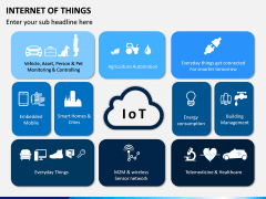 Internet of Things (IOT) PPT Slide 2