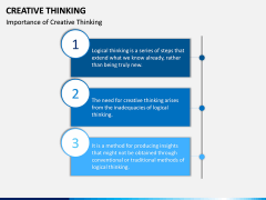 Creative Thinking PPT Slide 9