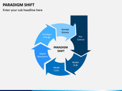Paradigm Shift PPT Slide 2