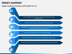 Target Audience PPT Slide 8