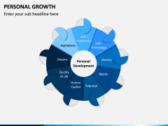 Personal Growth PPT Slide 19