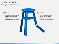 3 Legged Stool PPT Slide 3