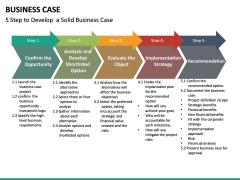Business Case PPT slide 26