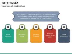Test Strategy PPT Slide 16