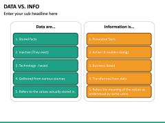 Data Vs Info PPT slide 15
