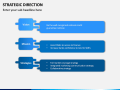 Strategic Direction PPT Slide 8