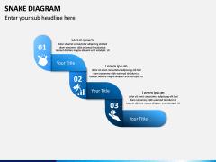 Snake Diagram PPT Slide 11