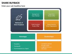 Share Buyback PPT Slide 15