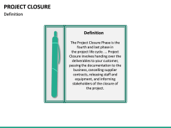 Project Closure PPT Slide 18