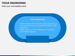 Tissue Engineering PPT Slide 1