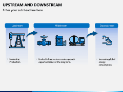 Upstream and Downstream PPT Slide 2