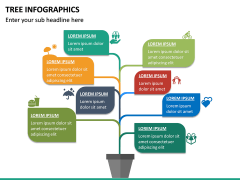 Tree Infographics PPT Slide 34
