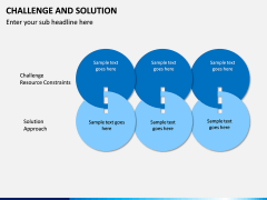 Challenge and Solution PPT Slide 3