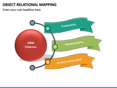 Object Relational Mapping PPT slide 28