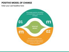 Positive Model of Change PPT Slide 12